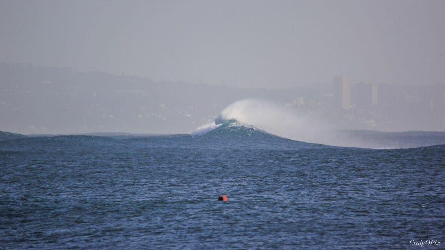 WATCH Incredible Huge Tsunami-Like Waves Roll Into Durban ...