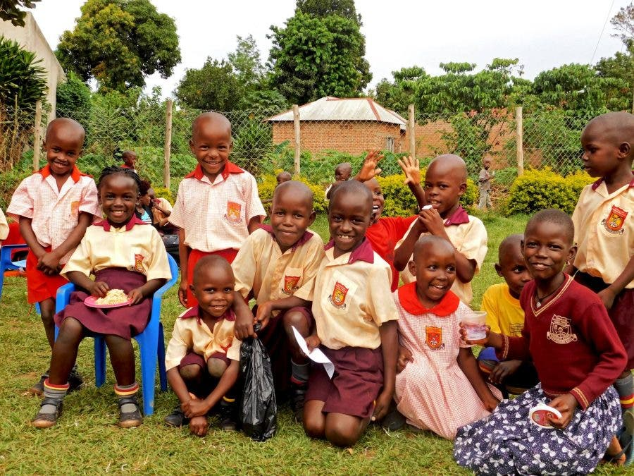 Donations For African Kids To Go To School