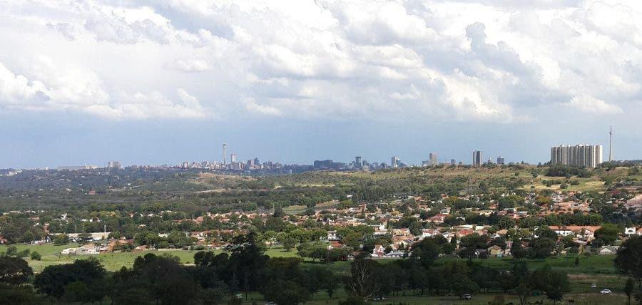 Skyline from Alberts Farm - Heritage Portal - 2016
