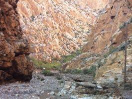 Flash flood causes major damage to Swartberg Pass