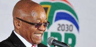 President Zuma