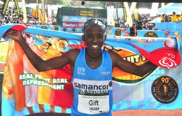 Sa police pay tribute to sergeant gift kelehe for comrades 3rd sergeant gift kelehe negle Choice Image