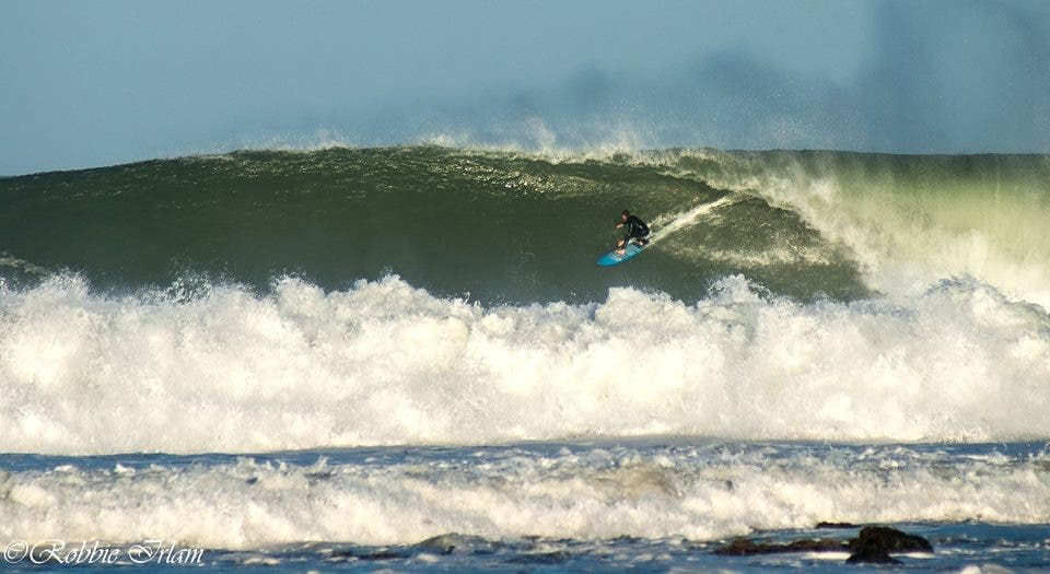 massive swell hits jbay