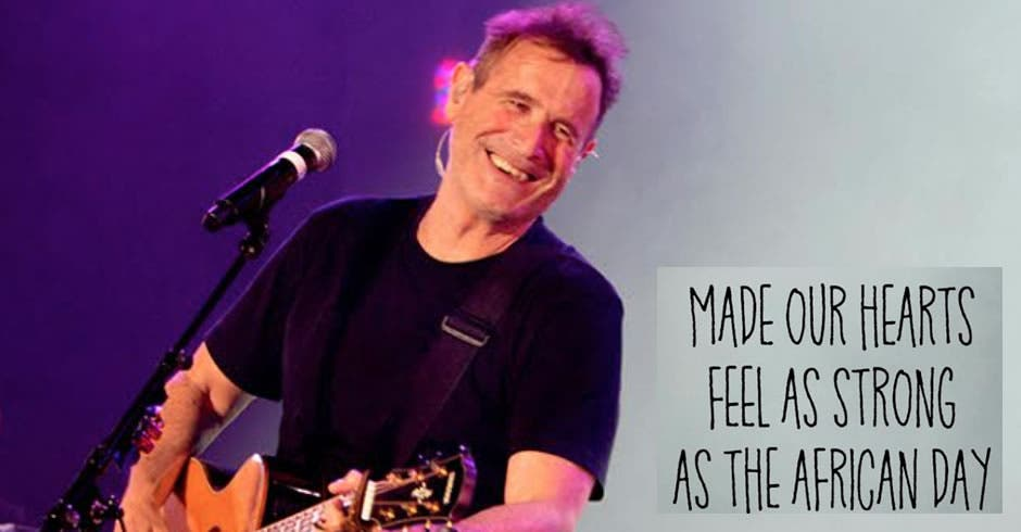 Johnny Clegg The Importance Of Ending On The Off Beat