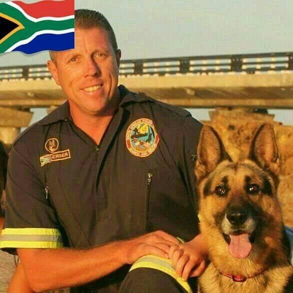 Hero K9 Police Dog Kojak's Final Salute - SAPeople - Your Worldwide