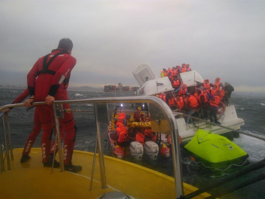 Robben Island Ferry Thandi