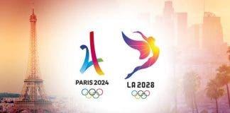 paris and la olympics