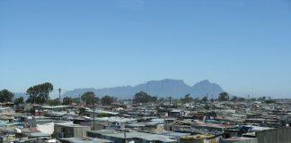 nformal settlements cape town