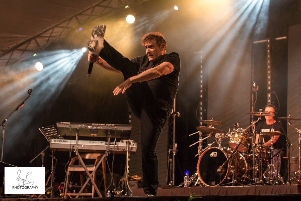 Johnny Clegg Kicks Up His Heels At Kirstenbosch On Final ...