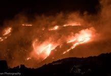 Bainskloof fire South Africa