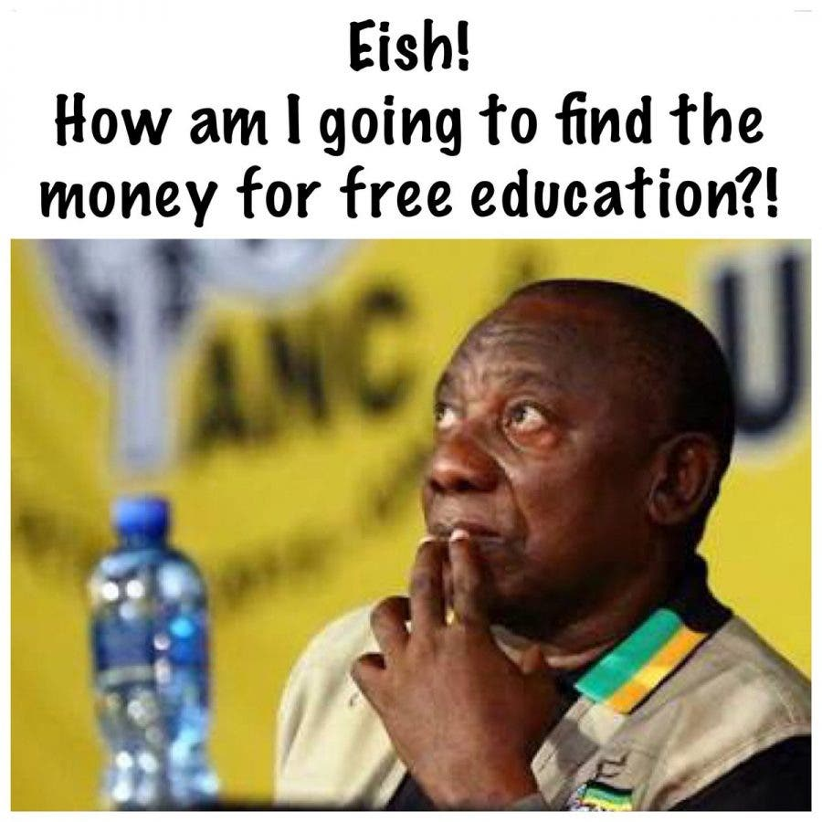South Africa Jokes As It Waits For New ANC President  See List of