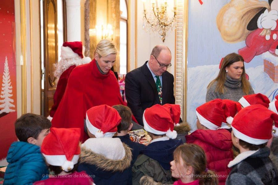 Christmas in Monaco with Princess Charlene and Royal ...