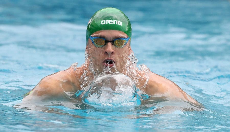 Swimming at the 2018 Commonwealth Games – Men's …