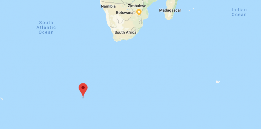 Powerful earthquake strikes near South Africa