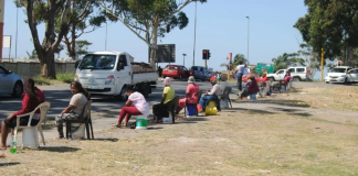 road side workers