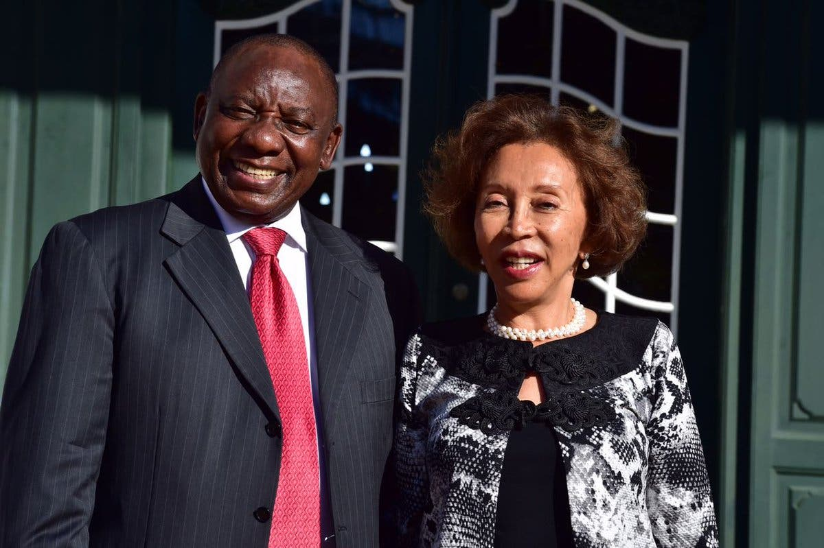 Meet The Ramaphosas Sapeople Your Worldwide South African Community