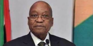 President Jacob Zuma Recalled