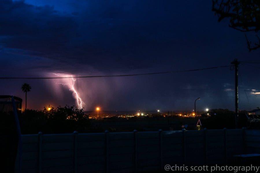 lightning south africa
