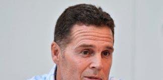 Former Springbok captain Rassie Erasmus