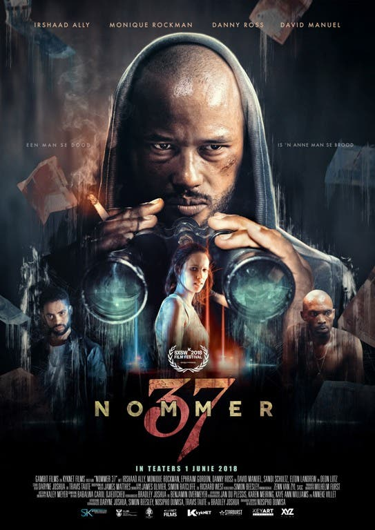 WATCH South African Crime Thriller 'Nommer 37' Trailer ...