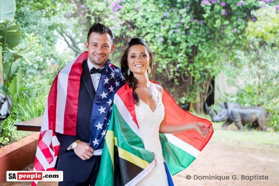 African American Wedding.South African Expat My African American Themed Wedding Sapeople