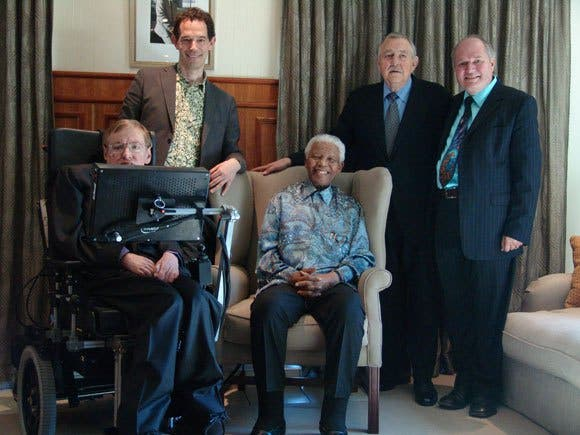 World Renowned Physicist Stephen Hawking Passes Away at 76 ...