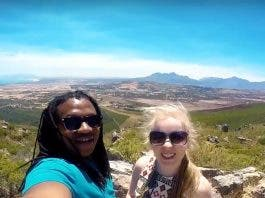 South African expat trip back home