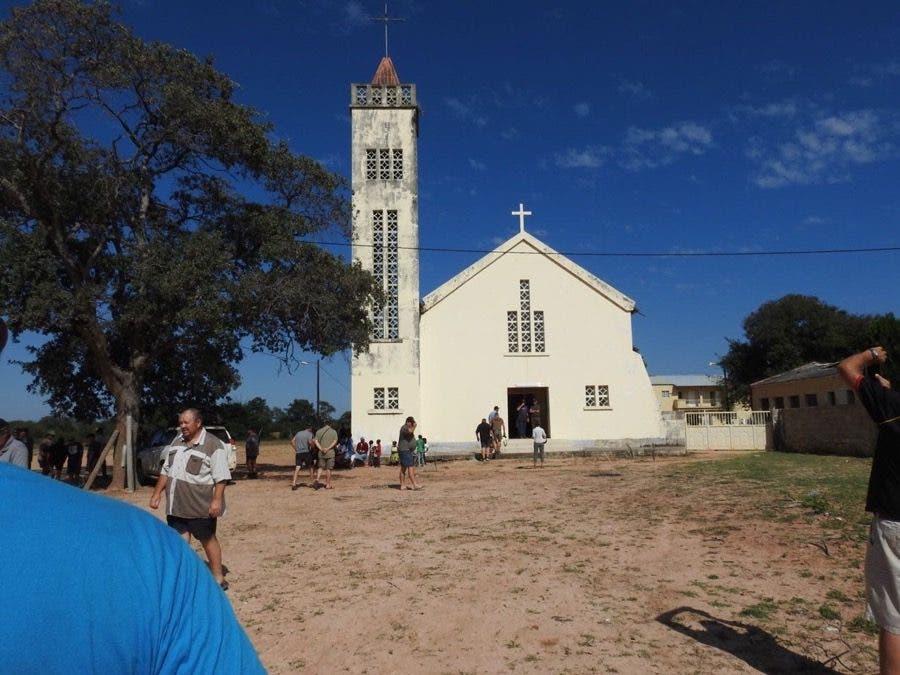 Angola Church
