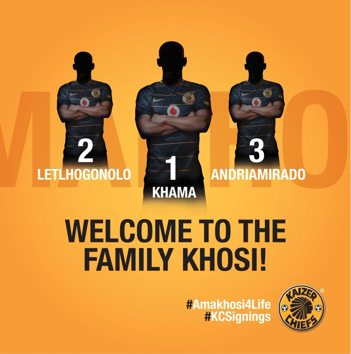 Kaizer Chiefs Signs Three New Players - SAPeople - Your ...