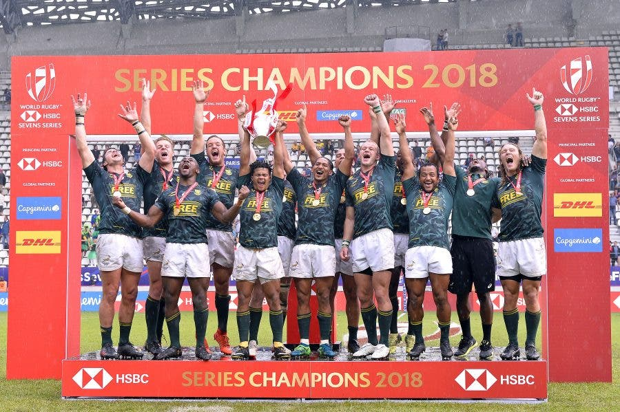 South Africa WIN World Rugby Seven's Series Title in Dramatic Paris Finale - SAPeople - Your Worldwide South African Community