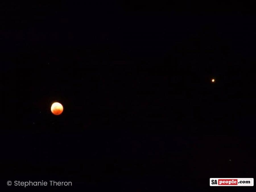 red moon eclipse south africa - photo #21