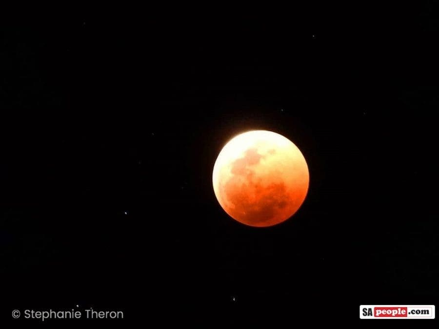 blood moon eclipse south africa - photo #13