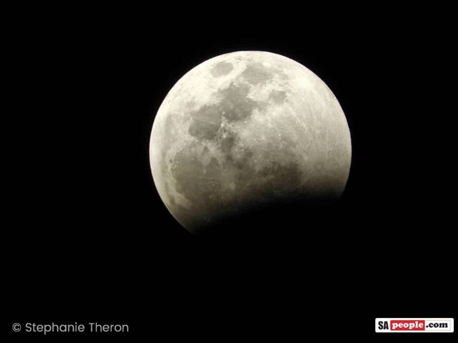 red moon eclipse south africa - photo #44