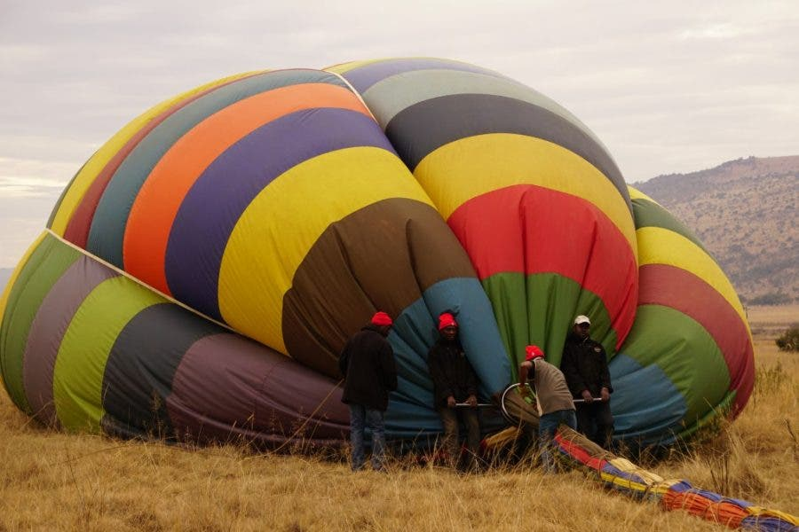 hot air balloon 16