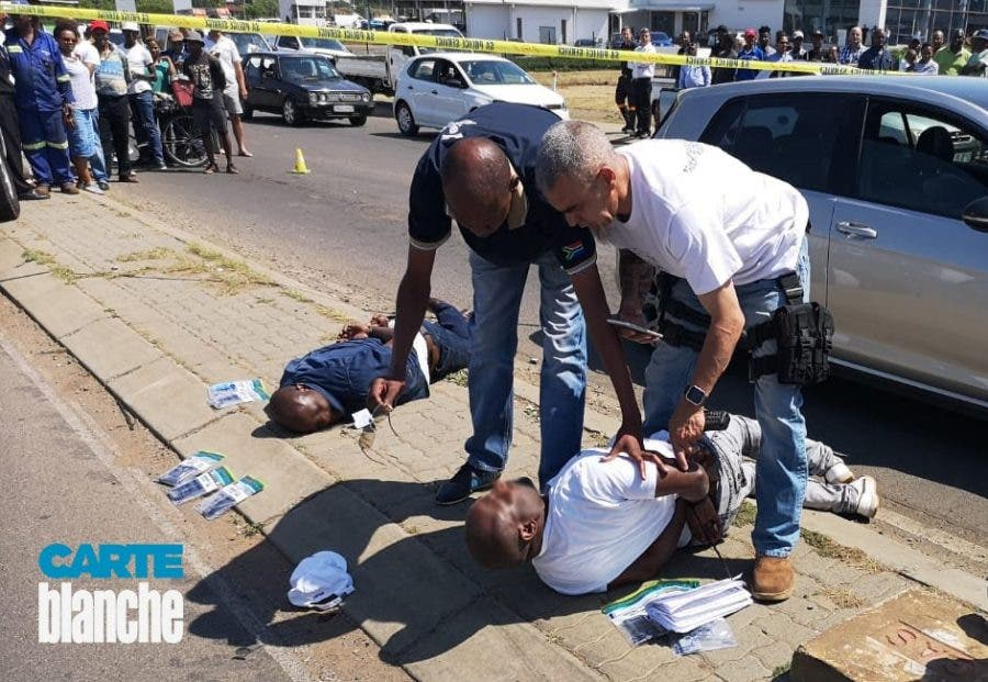 Carte Blanche Helps Unmask Major Crime Syndicate Preying on