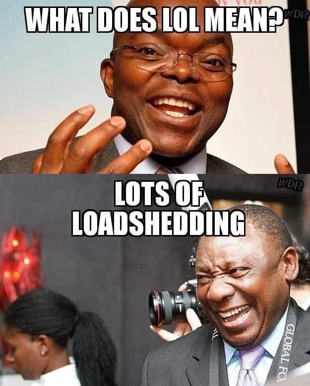 Top 10 South African Loadshedding Jokes: The 'Lighter' Side