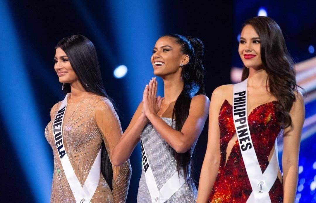 Miss Universe 2018 2019 >> South Africa's Tamaryn Green is 1st Runner Up at Miss Universe, Won by Philippines - SAPeople ...