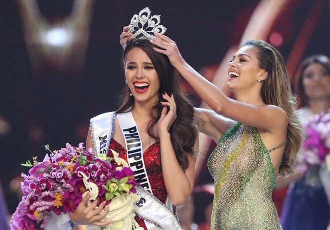 South Africa's Tamaryn Green is 1st Runner Up at Miss