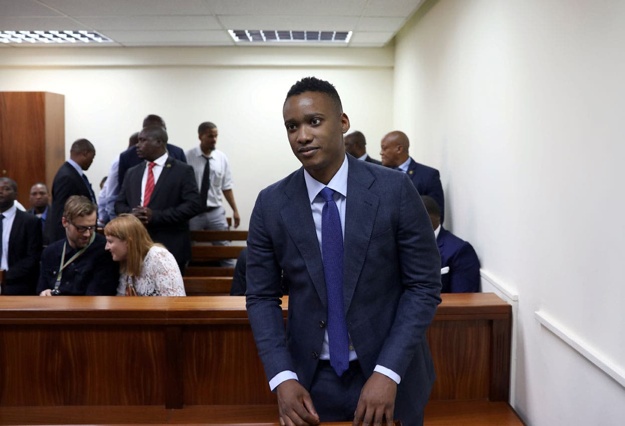 Duduzane Zuma Found Not Guilty On Both Car Crash Charges In South African Court Sapeople Your Worldwide South African Community