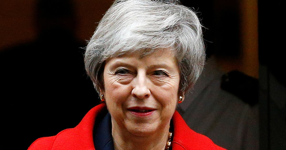 WATCH Theresa May in Afrikaans - with English Translation - SAPeople - Your Worldwide South African Community