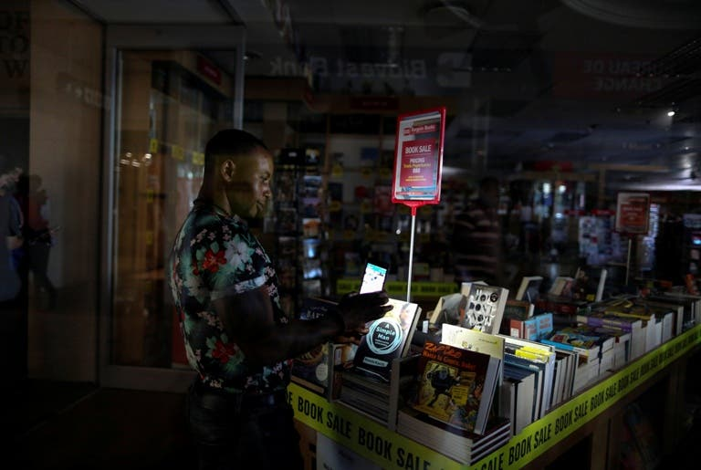 Load Shedding Cape Town Gallery: South Africa's Eskom Aims To End Power Cuts By End Of This