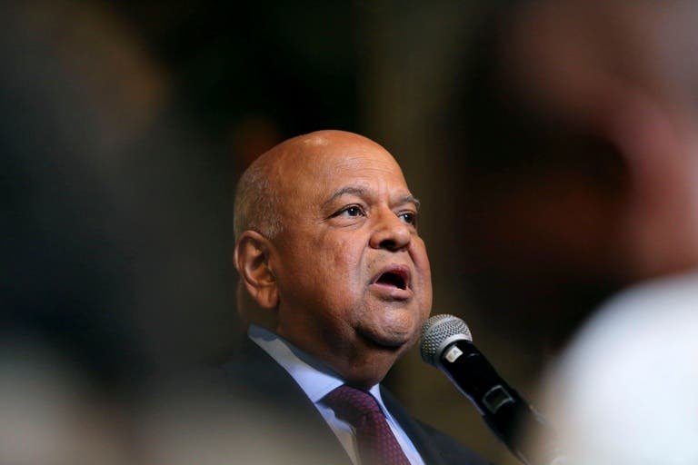 Gordhan South Africa Not Planning To Privatise Eskom After Split