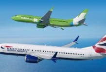 birtish airways kulula south africa comair