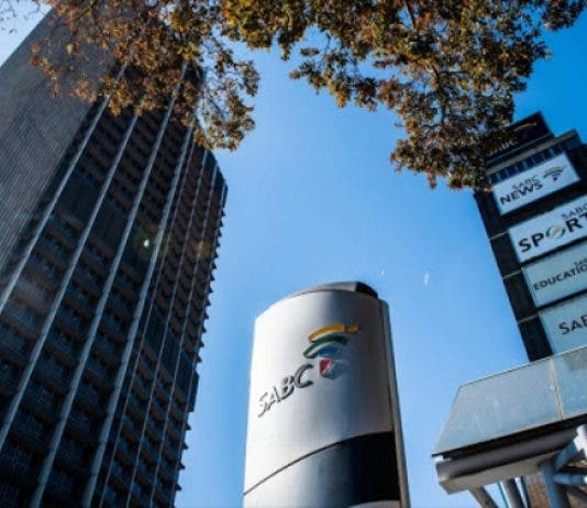 SABC South African Broadcasting Corporation