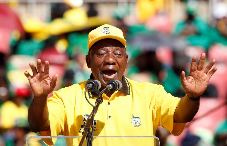 Anc Vows To Punish Corrupt Officials As South African National Vote