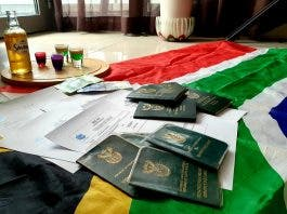 South African expats vote abroad