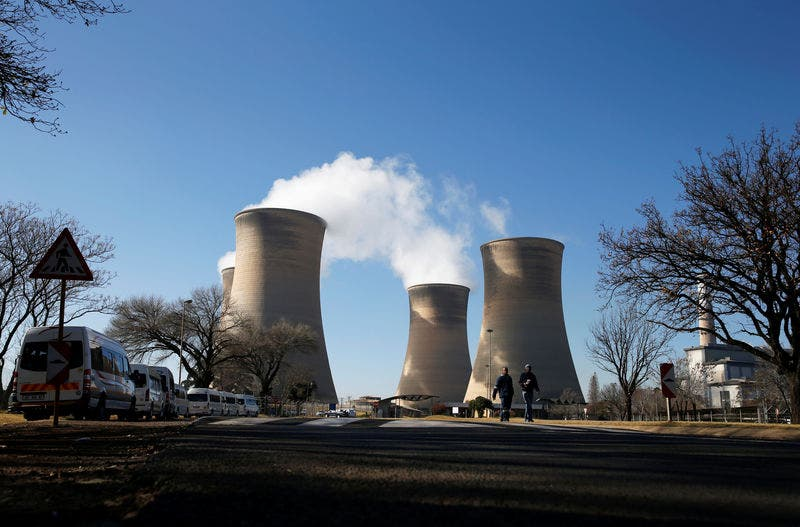Acting CEO Jabu Mabuza Appointed at South Africa's Eskom