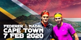 tickets for federer and nadal in cape town