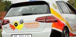 hawks arrest Crusaders suspect
