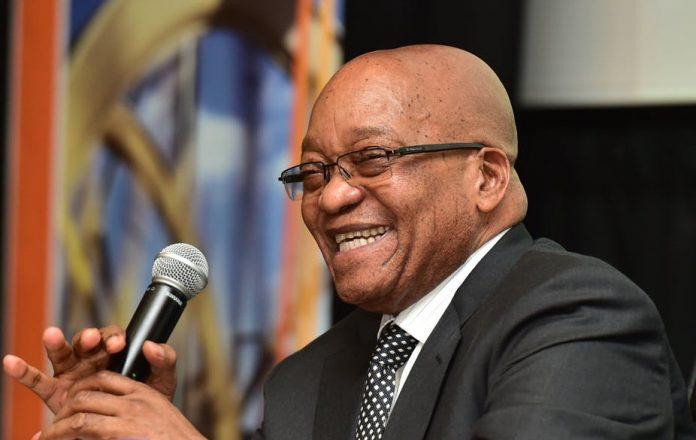 Former South African President Jacob Zuma. GCIS
